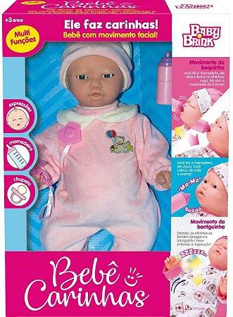 Baby Brink Bebe Carinhas