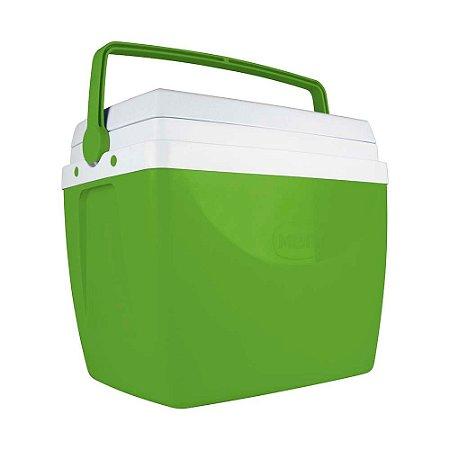 Caixa Térmica 34L Verde - Mor