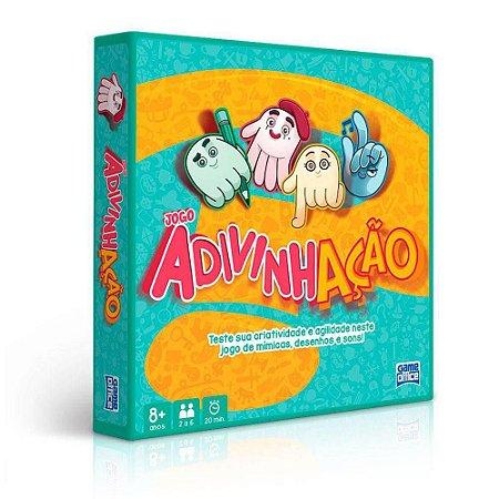 Jogo Adivinhação - Game Office - Toyster