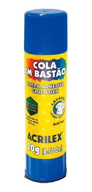 Cola Em Bastão 20g Acrilex
