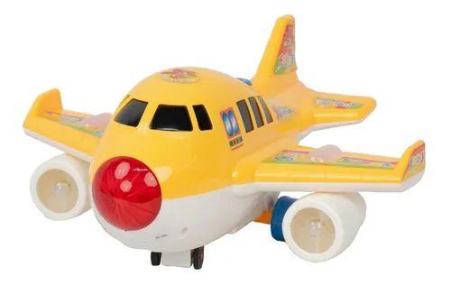 Avião Musical - BBR Toys