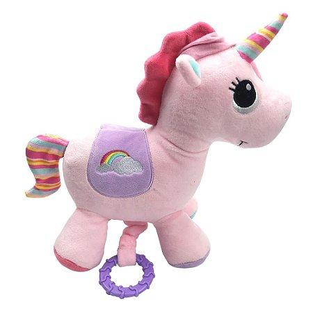 Fofy Unicornio Atividades Baby - Dm Toys