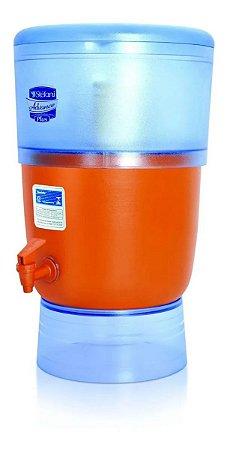 Filtro De Barro para Água São João Advance Plus 8 Litros 1 Vela 1 Boia - Stéfani - Cerâmica Stéfani