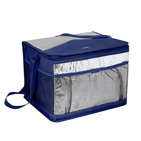 Bolsa Térmica Azul 20 Litros - Mor