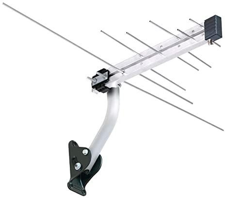Antena Digital Externa Aquário Log LVU-6
