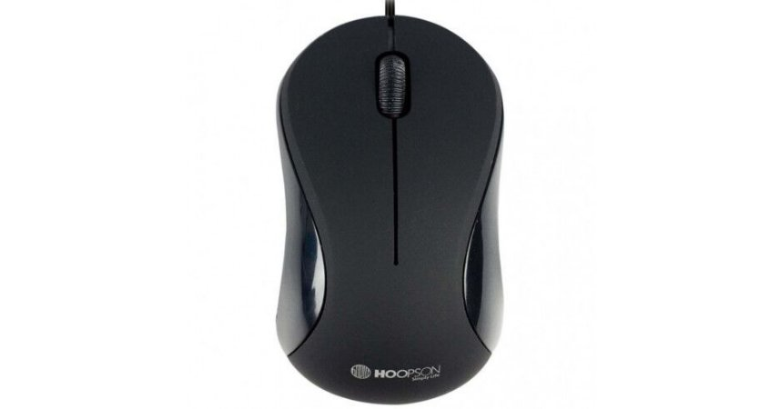 Mouse Color 1000DPI PTO- Hoopson
