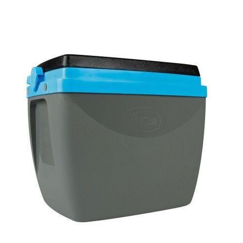 Caixa Térmica 18L Cinza/Azul Mor