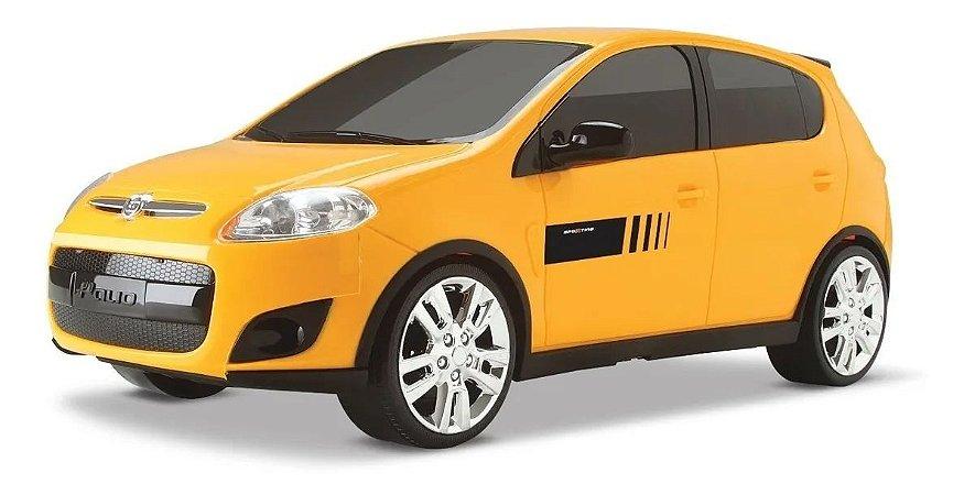 Carrinho Infantil Palio Sporting Fiat Amarelo - Roma