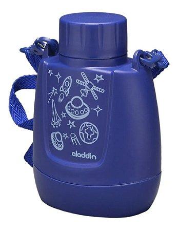 Cantil Térmico 300ml Azul Kids - Aladdin