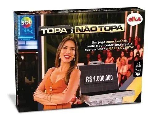 Jogo Topa ou Não Topa Sbt - ELKA