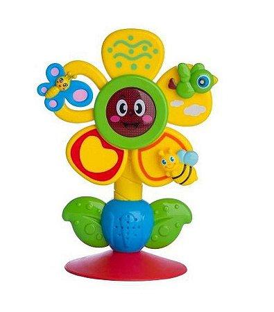 Flor Do Bebe Brinquedo Infantil - Zoop Toys