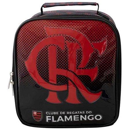 Lancheira Flamengo Preta / Vermelha R1 - Xeryus