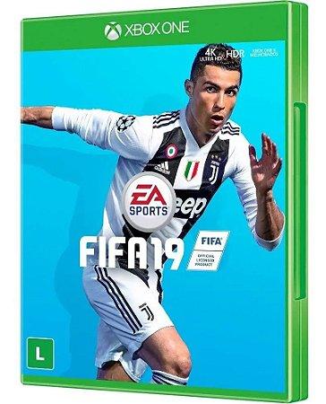 Jogo Fifa 19 Ea Sports Para Xbox One Português