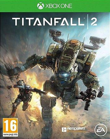 Jogo Mídia Física Titanfall 2 Original Para Xbox One Português