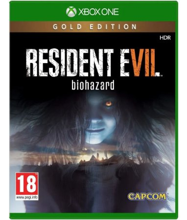 Resident Evil 7 Gold Edition Xbox One