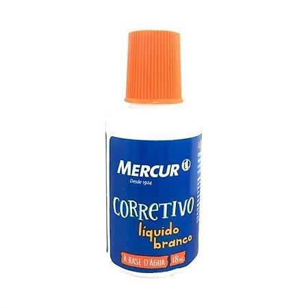 Corretivo Líquido 18ml Mercur