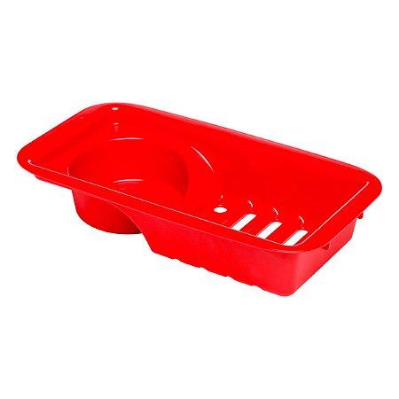 Porta Detergente Vermelho - Jaguar