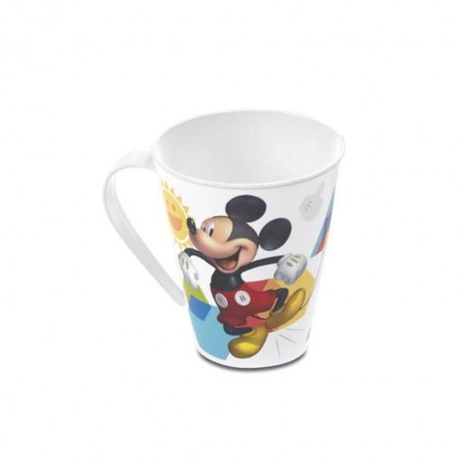Caneca de Plástico 360 ml Mickey - Plasutil