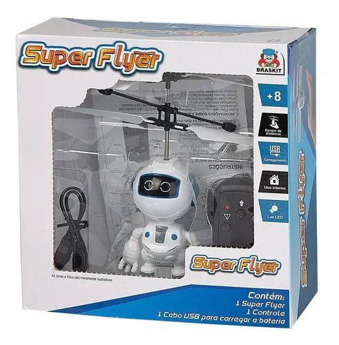 Super Flyer Robo Braskit
