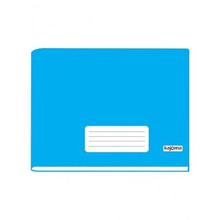 Caderno Azul 96FLS - Kajoma