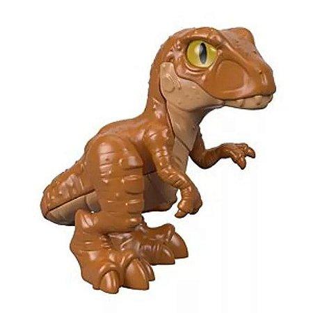 Dinossauro Imaginext - Jurassic World T-rex FWF52 - Mattel