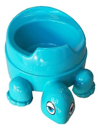 Troninho Infantil Penico Bebê Tartaruga Verde