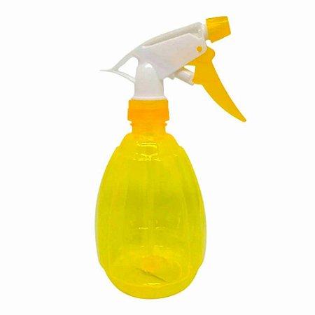 Borrifador De Plástico Amarelo 350ML Amigold
