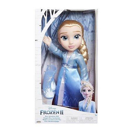 Boneca Elsa Vestido Luxo - Mimo