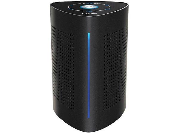 Caixa de Som Bluetooth Goldship Vibration CX-1466 - Portátil 36W
