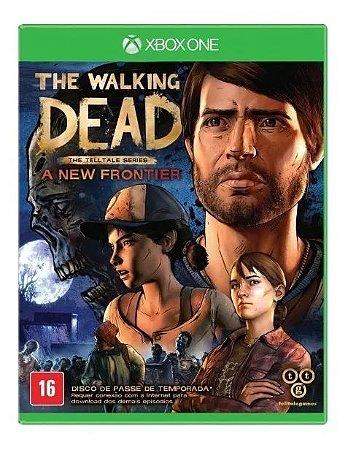Jogo The Walking Dead - A New Frontier Xbox One Original Pt