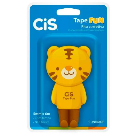 Fita Correta Tape Fun Blist - Cis