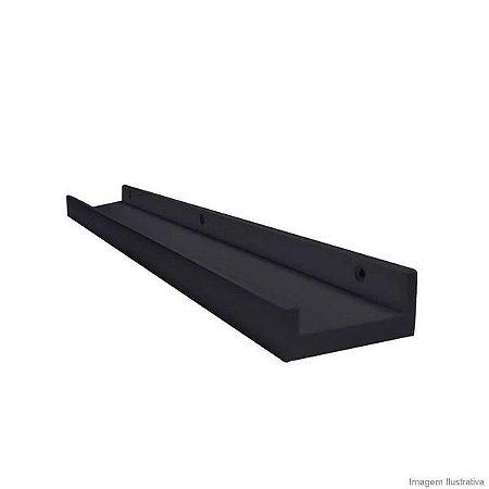 Porta Quadro Preto 10x60 Decore - Multivisão