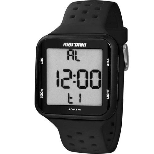 Relógio Unissex Digital Mormaii Preto - MO6600/8P