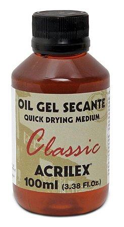 Secante Óleo Gel 100 ml Acrilex