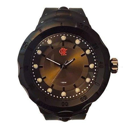 Relógio Technos Flamengo Black - FLAY121E6AA/8P