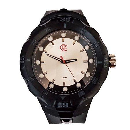 Relógio Technos Flamengo Black - FLAY12IE6AB/8D