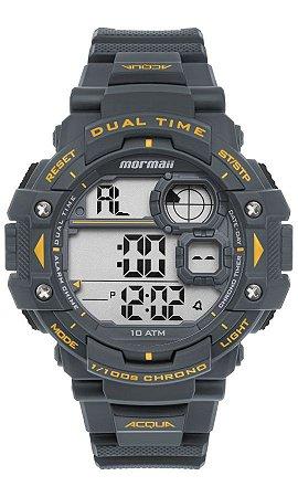 Relógio Mormaii Masculino Digital - MO13609AB/8Y
