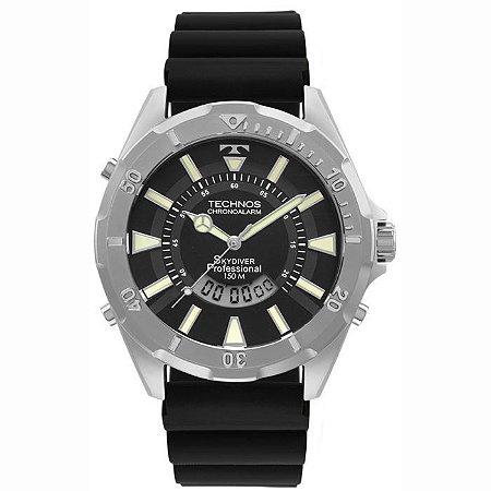 Relógio Technos Masculino Skydiver - WT205FZ/2P