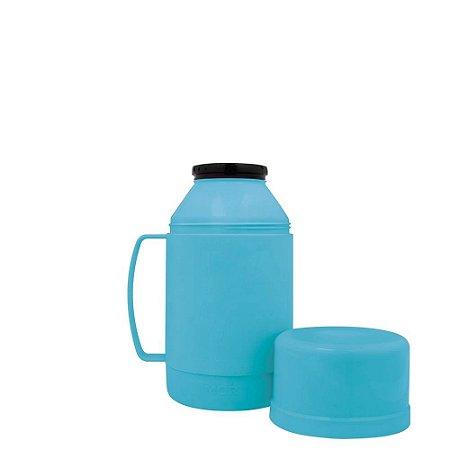 Garrafa Termica 500ml Indie Azul - Mor