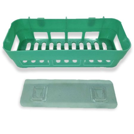 Suporte Organizador Plástico Verde - Amigold