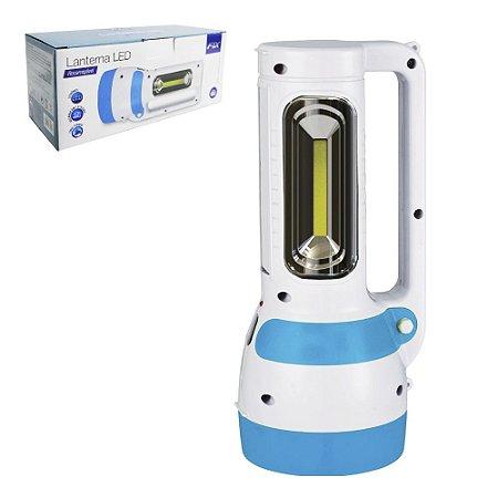 Lanterna Fix 2 em 1 LED 2W Recarregável 1300mAh - FXL19042