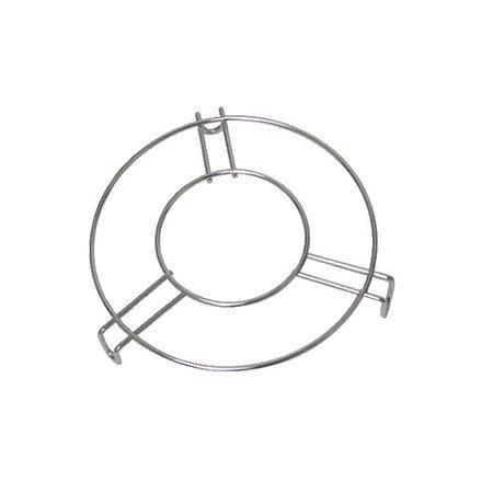 Descanso de Panela Aço Inox Pequeno 15cm - Amilplast