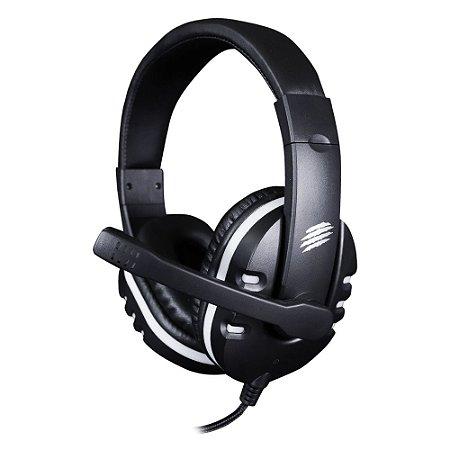 Headset Gamer Action-x Hs211 Oex Conexão P3 Multiplataforma