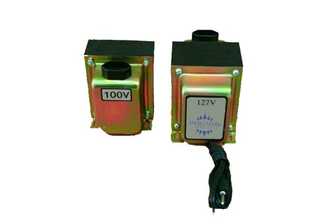 Auto Transformador 127v x 100v 750 watts