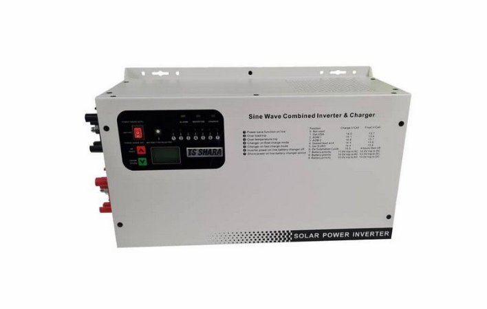 Inversor de Energia Solar TS On 220V 6KW 48V Ts Shara