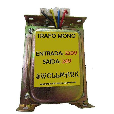 Transformador Mono de Comando PRIM. 220VAC  X SEC: 24VAC  POT. 60VA
