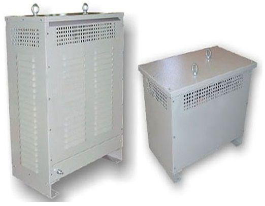 Auto Transformador Trifásico a Seco  Potência: 12,5 kVA  Tensões: 380V / 220 V   C/ CAIXA IP´21
