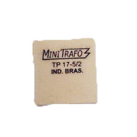 Mini Trafo de Pulso MTPT 17-5/2 Usados para Disparos de Tiristores e Triacs