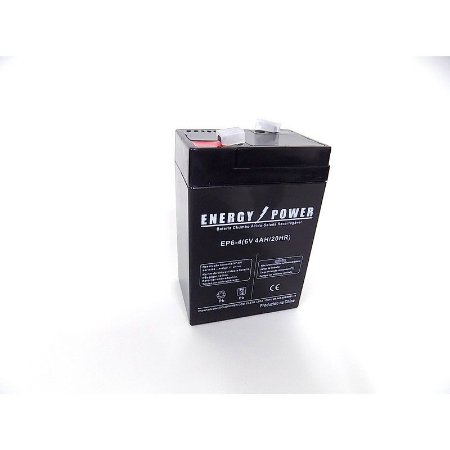 Bateria Selada 6V 4AH Recarregavel Energy Power