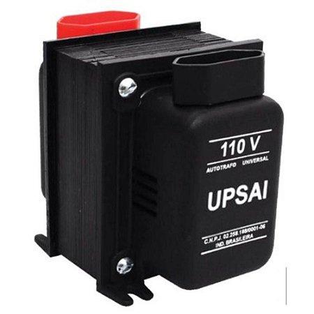 Auto Transformador TF 3000VA Bivolt 110V/220V ou 220V/110V C/ Sensor Térmico - UPSAI